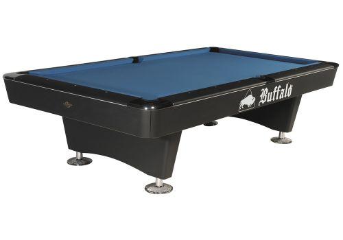 Buffalo   Dominator   Black   American Pool Table   8ft & 9ft