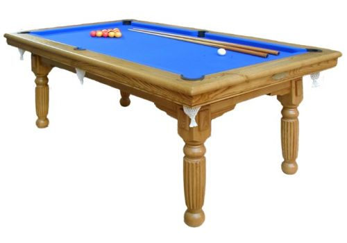 Rex Hardwood | Majestic | Luxury Pool/Snooker Dining Table - 6ft & 7ft