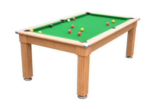 Traditional Diner Pool Table by Gatley