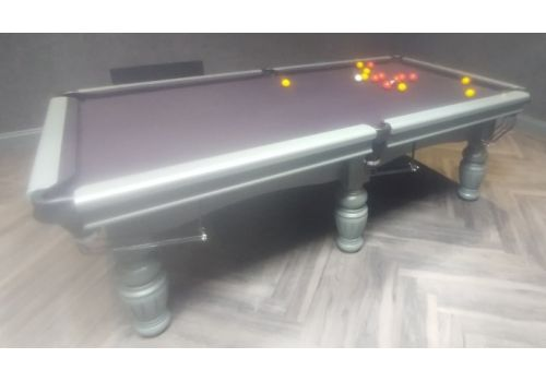 Rex Hardwood | Aristocrat | Luxury Traditional Custom Snooker Table | Various Sizes