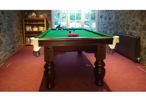 Rex Hardwood | Aristocrat | Luxury Traditional Snooker Table | Various Sizes