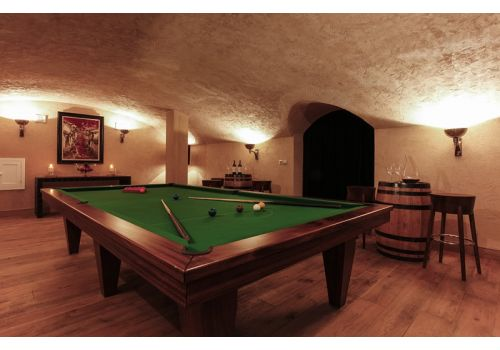 Rex Hardwood | Le'Gets | Pool/Snooker Slate Pool Dining Table | Various Sizes