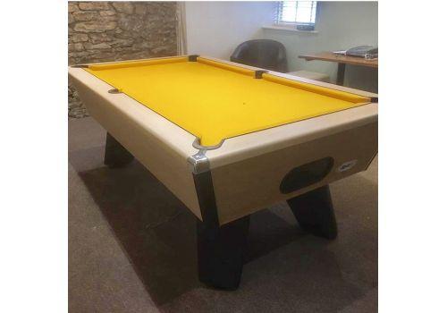 Oak Wolf | Light Oak | Slate Pool Table | Tournament Edition | 6ft & 7ft