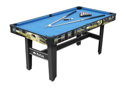 Buffalo   Hustler Rookie   5ft   MDF Pool Table
