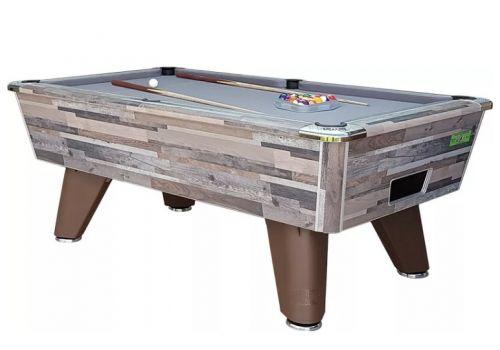 Supreme Heywood   Winner   Vintage Festival   Slate Pool Table   6ft & 7ft   Strachan Simonis 861