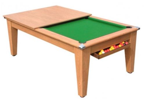 Gatley Classic Diner Pool Table Hidden ball drawer