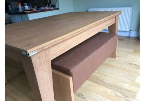Oak Bench Seats