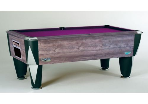 Sam | Atlantic Champion | Blue Oak | Luxury Slate Pool Table | 6ft & 7ft Sizes