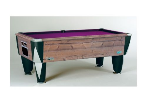 Sam | Atlantic Champion | Country Oak | Luxury Slate Pool Table | 6ft & 7ft Sizes