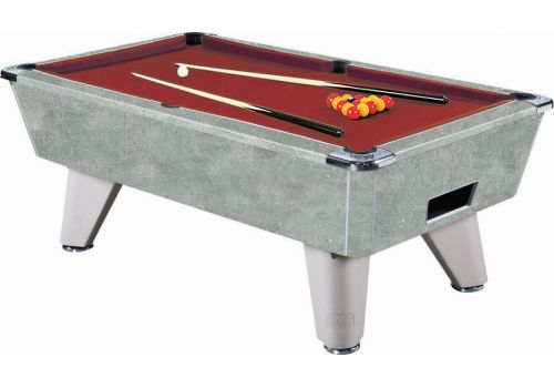 Supreme Heywood | Winner | Italian Grey | Slate Pool Table | 6ft & 7ft
