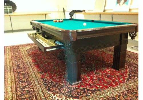 Buffalo | Riva | Mahogany | American Pool Table | 8ft