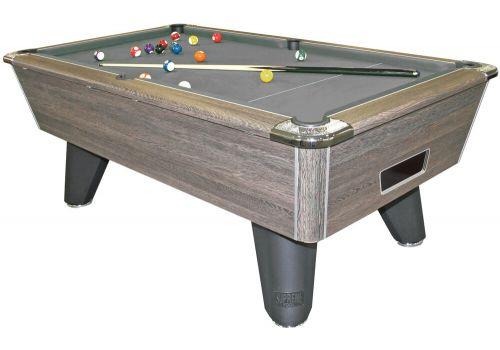 Supreme Heywood | Winner | Rustic | Slate Pool Table Grey