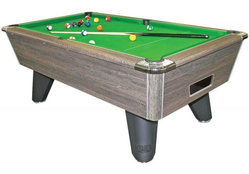 Supreme Heywood | Winner | Rustic | Slate Pool Table Green