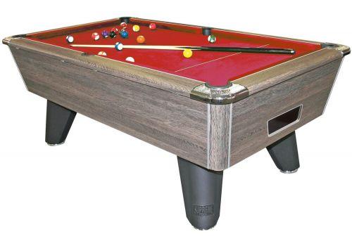 Supreme Heywood | Winner | Rustic | Slate Pool Table Red