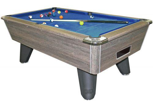Supreme Heywood | Winner | Rustic | Slate Pool Table Blue