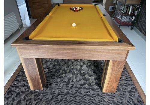 Rex Hardwood | Bonnie Badger | Luxury Slate Pool Dining Table | 7ft | Various Finishes
