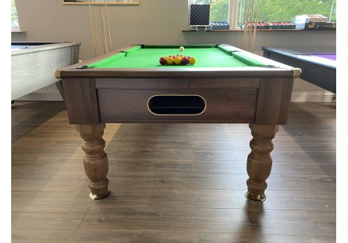 Optima | Rennes | Special Edition | Dark Walnut | Slate Pool Table | 6ft & 7ft