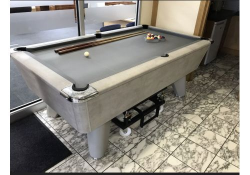 Supreme Heywood | Winner | Special Edition Concrete | Slate Pool Table