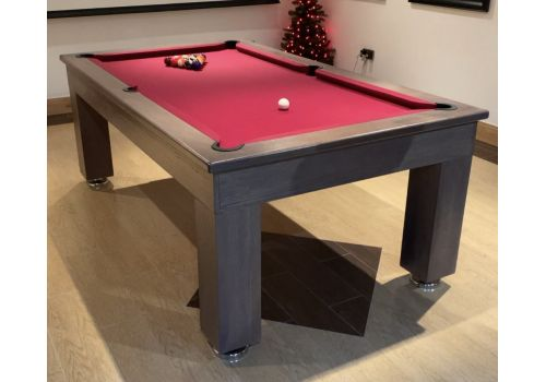 Rex Hardwood | Bonnie Badger | Luxury Slate Pool Dining Table | 6ft & 7ft | Chambord with