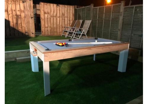 Alfresco Outdoor Pool Dining Table | 6ft & 7ft Sizes