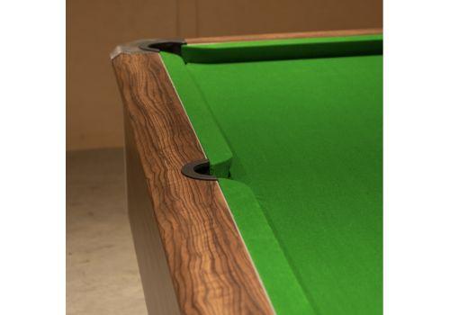 FMF Tournament Pro Ebony Slate Bed Pool Table