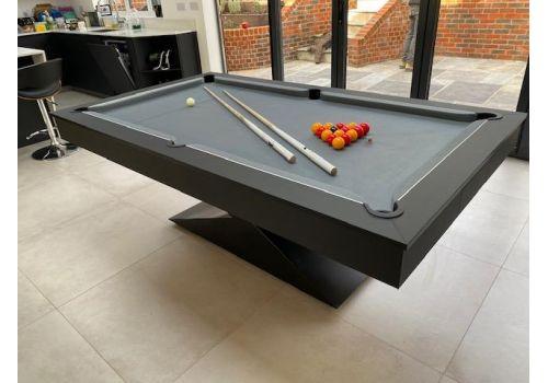 Lightning Strike Luxury Pool Dining Table | 7ft Size
